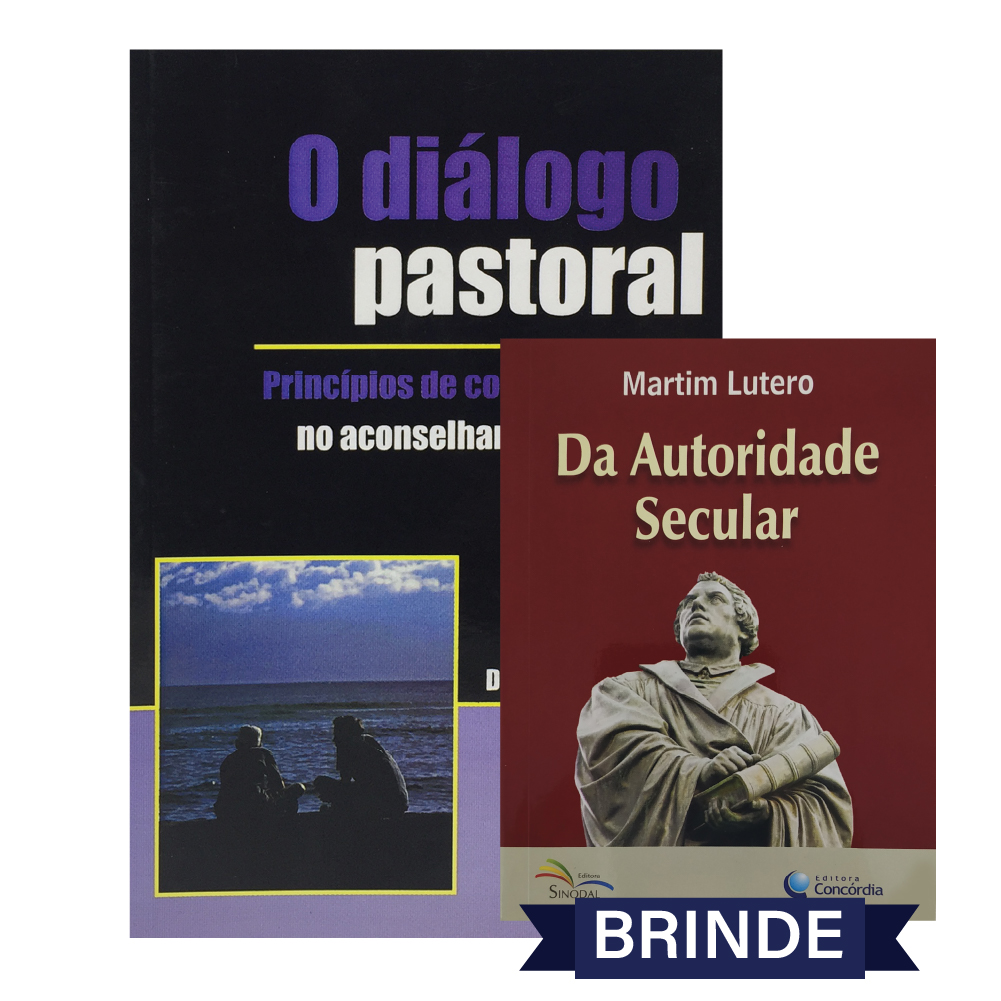 Kit Dia do Pastor