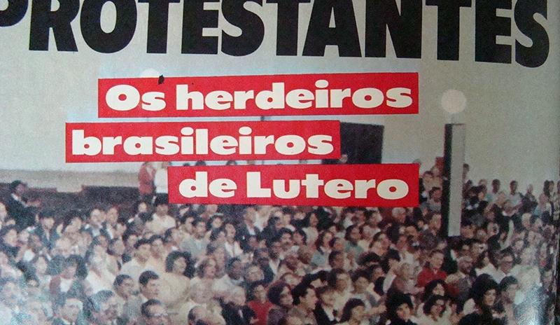 Capa da Revista Manchete de 03/12/1983