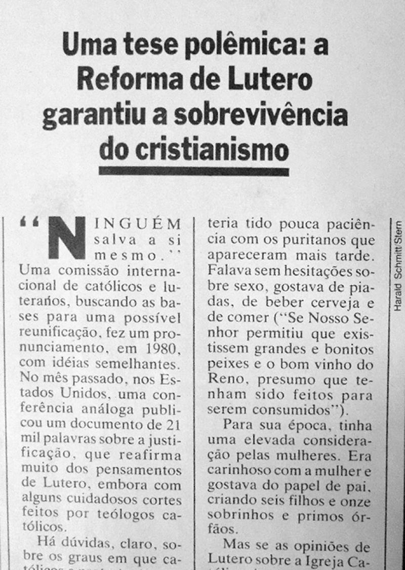 Revista Manchete de 12/11/1983