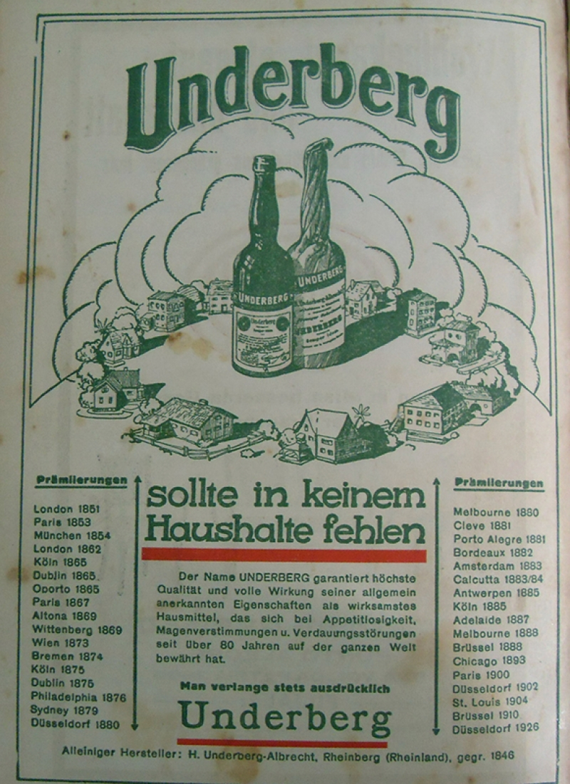 Anúncio de cadeiras da Gerdau