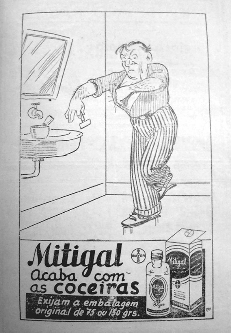 Anúncio de aperitivo Underberg