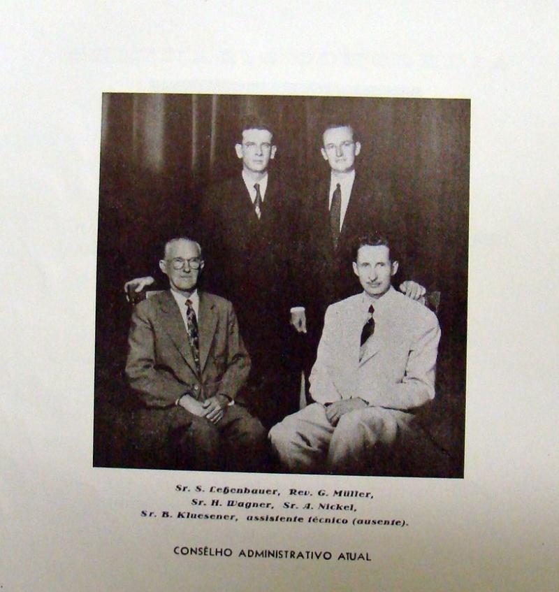 Conselho Administrativo do Seminário Concórdia